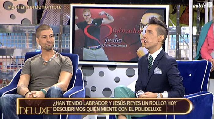 Labrador y Jesús Reyes, resultado de su Polideluxe