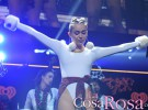 Miley Cyrus ha mantenido relaciones con mujeres