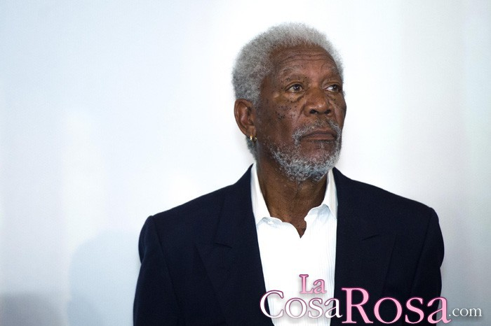 Morgan Freeman y sus declaraciones sobre la marihuana