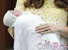 Los famosos comentan en Twitter el nacimiento de la princesa de Cambridge