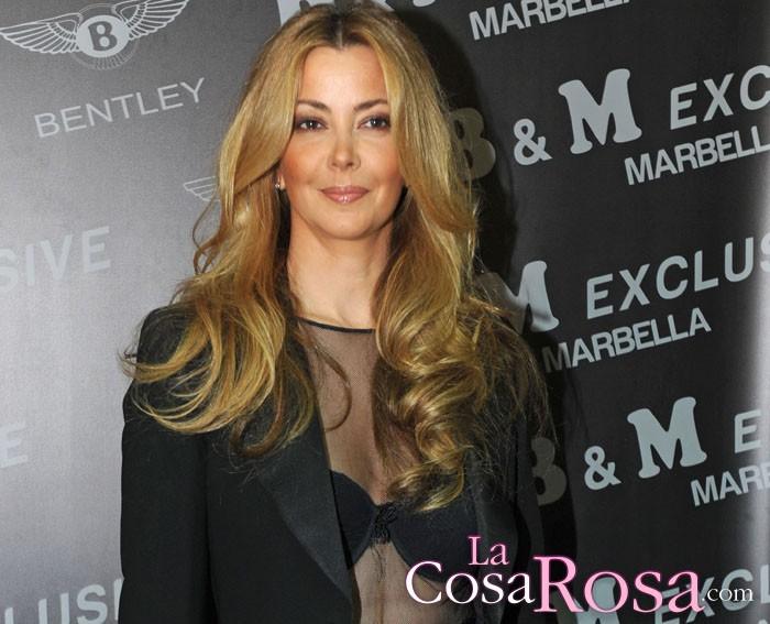 Sofía Mazagatos afronta un embarazo de alto riesgo