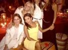 Las Spice Girls se reúnen en el 40 cumpleaños de David Beckham