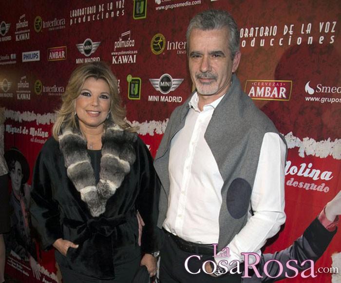 Terelu Campos rompe su relación con José Valenciano