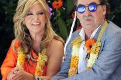 Lydia Lozano celebra sus bodas de plata con una original ceremonia