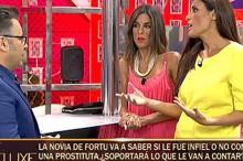 Isabel Rábago y Suhaila revelan lo que pasó con Fortu en Colombia
