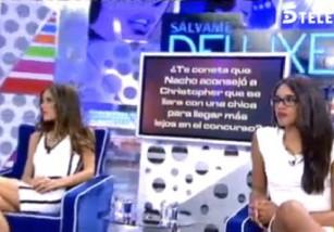 Suhaila y Lucía, sus respuestas ante el polígrafo Deluxe