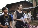 Angelina Jolie quiere que su hijo Maddox conozca sus raíces