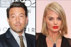 A Margot Robbie se la relaciona con la ruptura entre Ben Affleck y Jennifer Garner