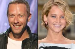 Jennifer Lawrence y Chris Martin pasan juntos el cuatro de julio