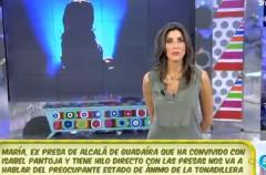Isabel Pantoja acusa a Sálvame de querer enterrarla viva