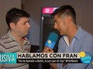 Fran Álvarez explica que no participó en Supervivientes por culpa de Belén Esteban