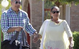 Isabel Pantoja se reúne con Chabelita y Agustín