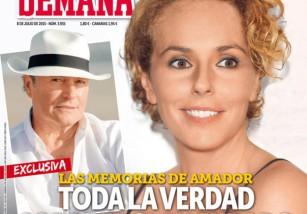 Amador Mohedano carga contra Rocío Carrasco en sus memorias en Semana