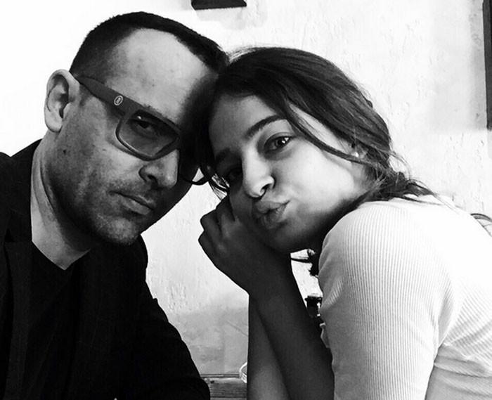 Risto Mejide y Laura Escanes muestran su relación en las redes sociales