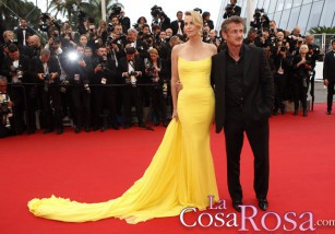 Sean Penn y Charlize Theron, obligado reencuentro tras su ruptura