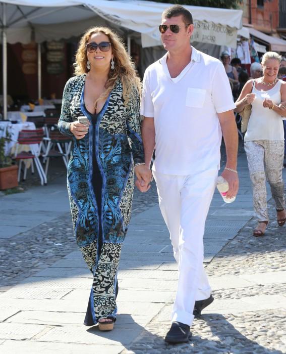 Mariah Carey y su listado de normas para James Packer
