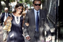 Antonio Montero y Marisa Martín Blázquez están separados