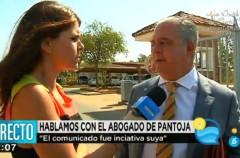 Carlos Esteban, abogado de Isabel Pantoja, aclara el estado de salud de la cantante