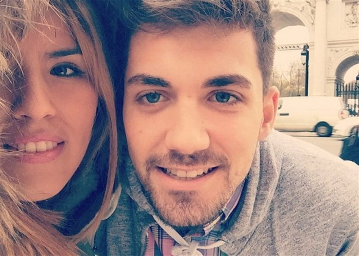 Alejandro Albalá afirma que está muy bien con Chabelita