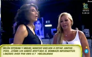 Belén Esteban explica que Miguel no ha vuelto a ser infiel