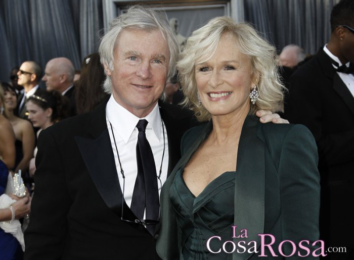 Glenn Close y David Shaw se divorcian