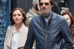 Jim Carrey niega haber contagiado, con una ETS, a Cathriona White