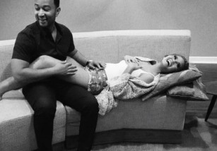 John Legend y Chrissy Teigen esperan su primer hijo