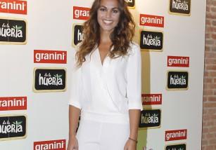 Lara Álvarez desmiente los rumores de boda con Fernando Alonso
