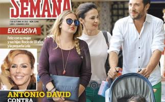 Antonio David Flores cree que Rocío Carrasco se casa por motivos económicos