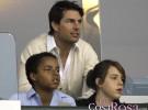 Tom Cruise pagó la boda de su hija Bella y Nicole Kidman no fue invitada