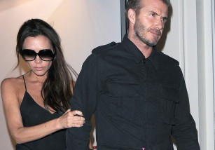 Victoria Beckham niega una crisis en su matrimonio