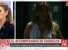Chabelita recibe la felicitación de su madre en su 20 cumpleaños