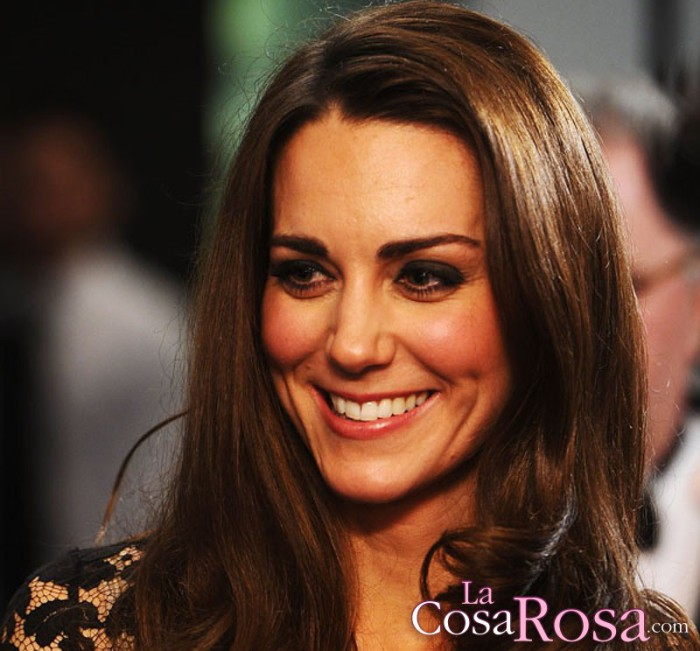 Kate Middleton confirma su miedo a hablar en público