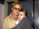 Johnny Depp se siente orgulloso de la sinceridad de su hija Lily-Rose