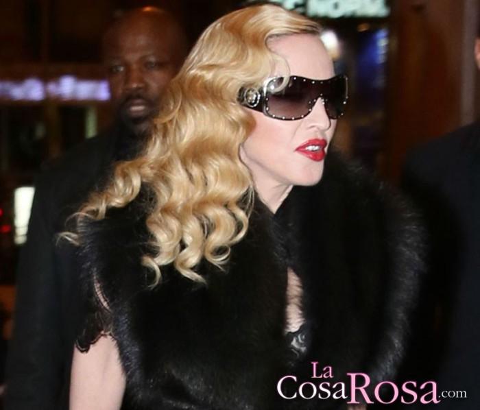 Madonna y su extraña solución para terminar con el Estado Islámico