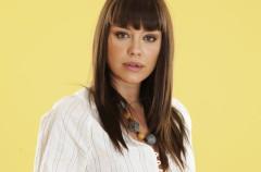 Miriam Benoit, protagonista de la portada de Interviú