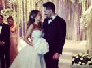 Así fue la boda de Sofía Vergara y Joe Manganiello