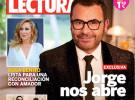 Jorge Javier Vázquez enseña su casa y habla de Toño Sanchís en Lecturas