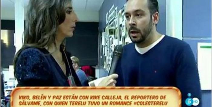 Kike Calleja aclara si Terelu Campos y él han retomado su relación