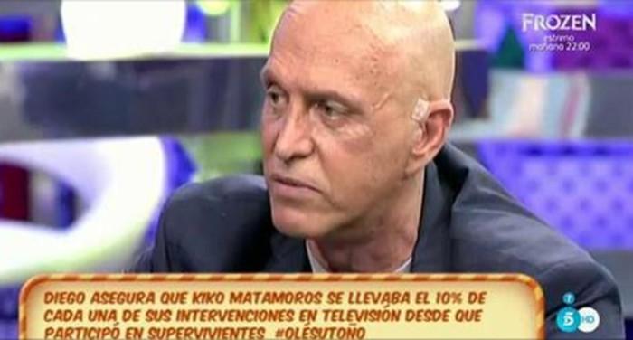 iko y Diego Matamoros, nueva discusión con Toño Sanchís como telón de fondo