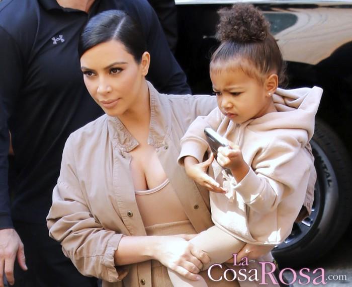 Kim Kardashian y Kanye West, padres de un niño por fin