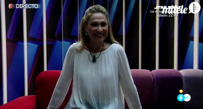Rosa Benito es confirmada concursante de Gran Hermano 4