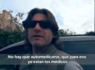 Toño Sanchís comenta que estaba ansioso y se automedicó
