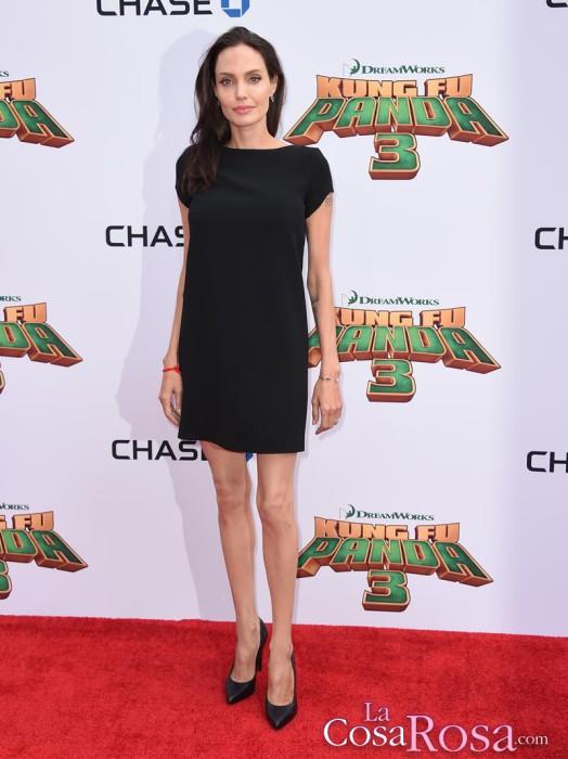 Angelina Jolie y su preocupante pérdida de peso