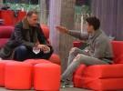 Fran (El pequeño Nicolás) y Carlos Lozano, primera discusión en Gran Hermano VIP 4