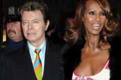 Iman, primeras declaraciones tras la muerte de David Bowie