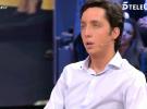 Fran Nicolás, muy suelto en el debate de Gran Hermano VIP 4