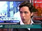 Fran Nicolás, duras críticas al PP durante su entrevista en Sálvame Deluxe