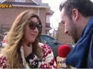 Laura Matamoros no quiere dar ni un minuto de gloria a Makoke