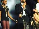 Madonna sube al escenario a su hija Mercy James por su décimo cumpleaños